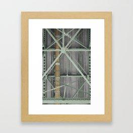 Underbridge Framed Art Print