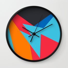VII Barcelona Days Wall Clock