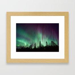 Aurora III Framed Art Print