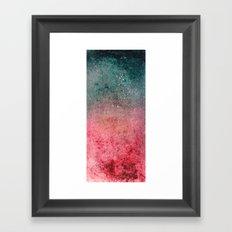 Valentine's Ghost Framed Art Print