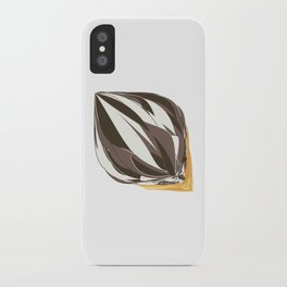 Chocolate Icecream iPhone Case