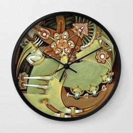 Circulation Wall Clock
