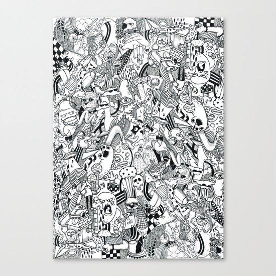 My (i) Land Canvas Print