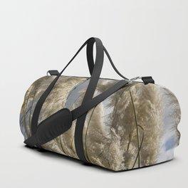 Pampas Grass Duffle Bag
