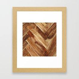 panels Framed Art Print