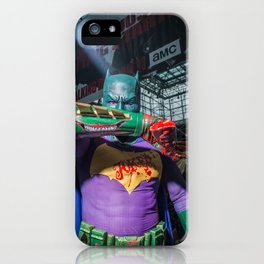 put a smile on iPhone Case