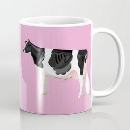 Holstein /// Pink Coffee Mug