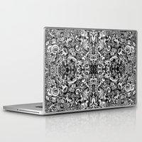 vertigo Laptop & iPad Skins featuring Vertigo by András Récze
