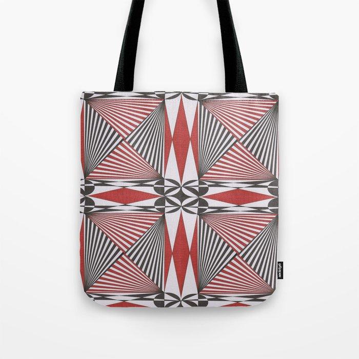 Quatro Magic Rubin Tote Bag