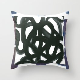 Ancient Tribal #2 Throw Pillow