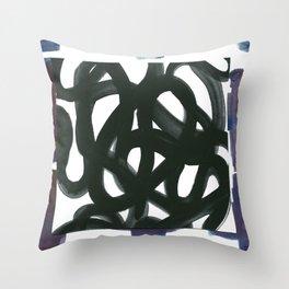 Ancient Tribal #2 Throw Pillow