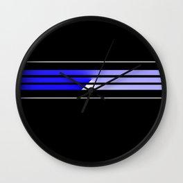 Team Colors 5...Blue Wall Clock