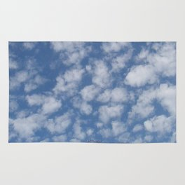 TEXTURES:Just Clouds #2 Rug