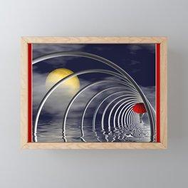 farewell -100- Framed Mini Art Print