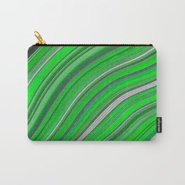Wild Wavy Lines 33 Carry-All Pouch