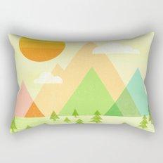 Prosperous Rectangular Pillow