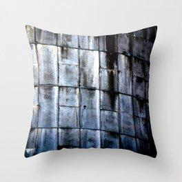 Silo Side Throw Pillow