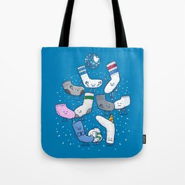 Lost Sock Party Tote Bag