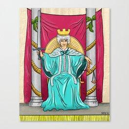 Justice: Dorothy Zbornak Canvas Print