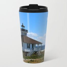 Port Boca Grande Light Travel Mug