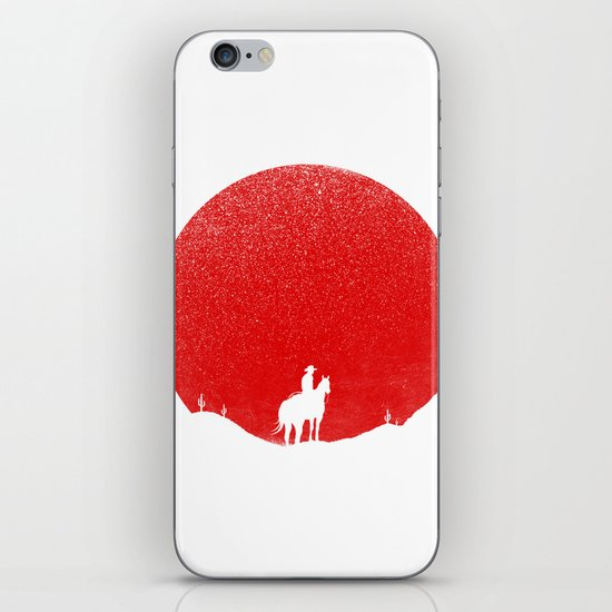The Rising Sunset iPhone & iPod Skin