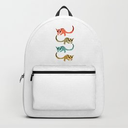 Sugar Glider Retro Backpack