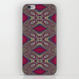 Uppermost Consumerism Pattern 5 iPhone Skin