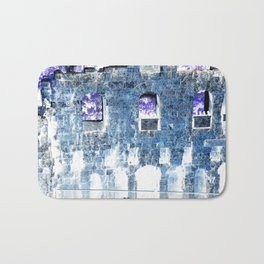 Greek Ruins Inverse Bath Mat