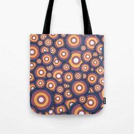 Circle World Tote Bag