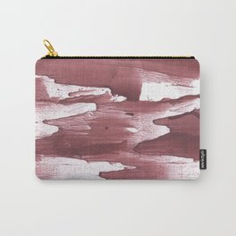 Sienna vague wash drawing design Carry-All Pouch
