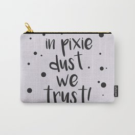 Pixie dust Carry-All Pouch