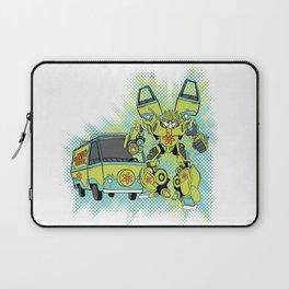 Mystery Autobot Laptop Sleeve