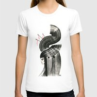 arrows T-shirts featuring arrows by Kraken Khan