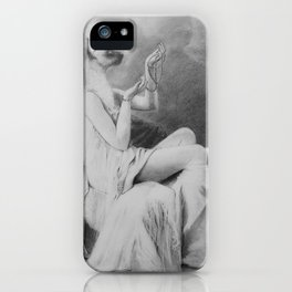 Moonlight becomes you iPhone Case