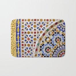 Mosaic Morocco Bath Mat