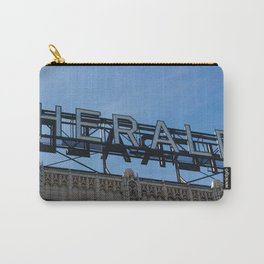 Herald Sign - Bellingham, WA Carry-All Pouch
