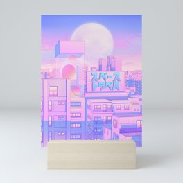 Future Nostalgia Mini Art Print