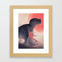 Shepard Framed Art Print