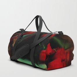 A Poem Duffle Bag