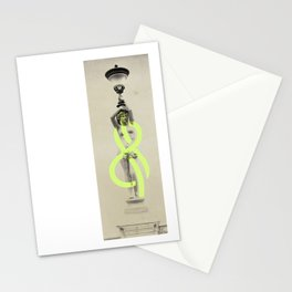 In shape Stationery Cards
