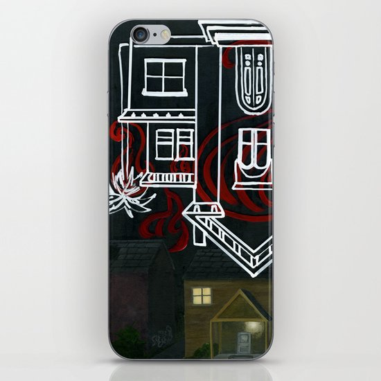 Hell's Paradise (no text) iPhone & iPod Skin