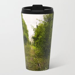 Il y avait autrefois seulement vous // Once there was only you Travel Mug