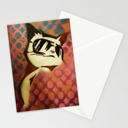 Meow~ Stationery Cards