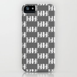 Salk Institute Kahn Modern Architecture iPhone Case