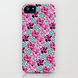 Pink Lullaby iPhone Case