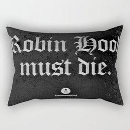 Message from Danneskjöld / Atlas Shrugged Rectangular Pillow