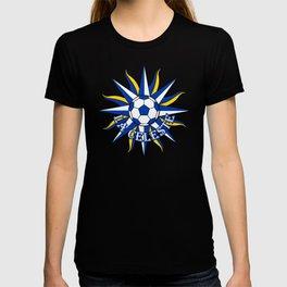 Uruguay La Celeste (The Sky Blue) ~Group A~ T-shirt