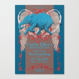 Curtis Eller Poster Canvas Print