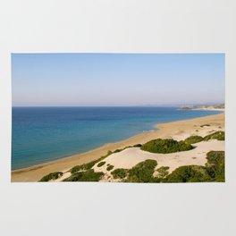 Golden Beach Rug
