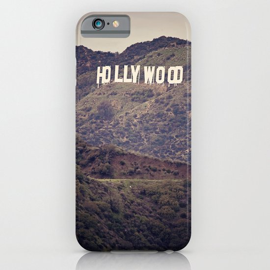 Old Hollywood iPhone & iPod Case